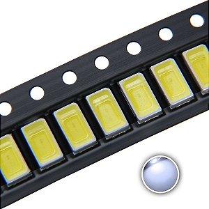 LED 5730 0.5W Branco Frio 8900-12000K SMD K2287