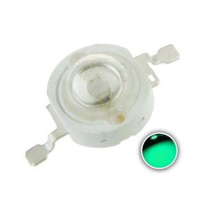 LED 3W Verde Ciano 500-505nm K2284