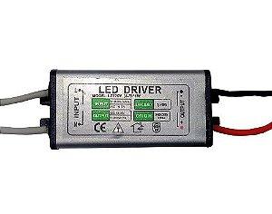 Fonte Driver Para 4 A 7 LEDs De 1W Bivolt IP67 K2241