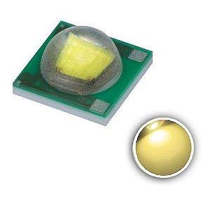 Power LED Cree XPE 3W Branco Quente 3000K (Q2) K2220