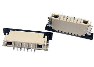 Conector Flat 7 Vias B0123