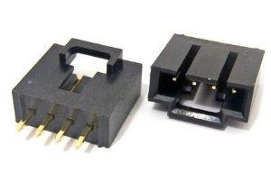 Conector Áudio CD/DVD B0114