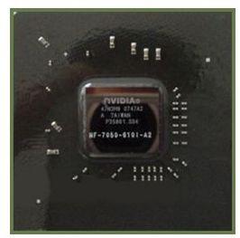Chipset BGA NVIDIA NF-7050-610I-A2 B0020
