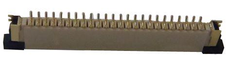 Conector ZIF FPC 1.0MM 24 Pinos K0260