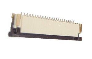 Conector Zif 1.0mm 24 Pinos K0249