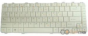 Teclado Lenovo Y450 E Y550 Series Branco Us K0683