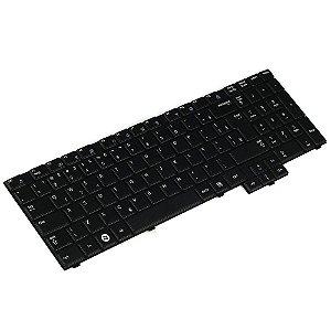 Teclado Samsung Np-x520 X520 Preto Br Com Ç K0628