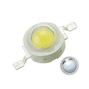 LED 1W Branco Frio 6000-6500K K1374