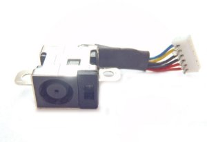 Conector Dc Jack Hp Pavilion Dv3000 (with Cable) K0848