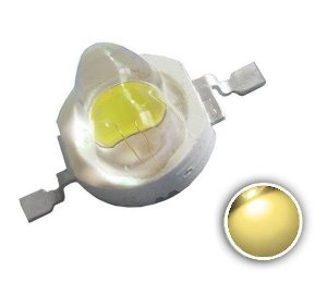 LED 3W Branco Quente 3000-3200K Peanut 120*60 Graus K1282
