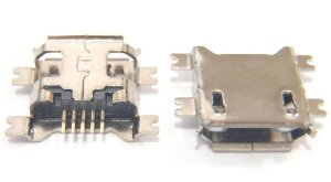 Conector Micro Usb Flat K1369