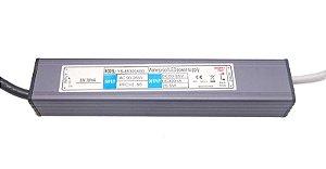 Fonte Driver para 18 a 25 LEDs de 1W Bivolt IP67 K1584