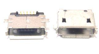 Conector Micro USB 5P pinos curtos K1565