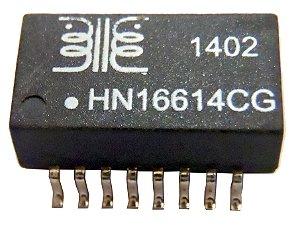 Transformador LAN HN16614CG K1562