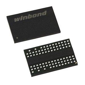 Circuito Integrado Memória RAM W9751G6KB-25 512Mbit K1520