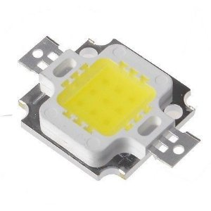 Power LED 10W Branco Neutro 5000-5500K EPISTAR K1500