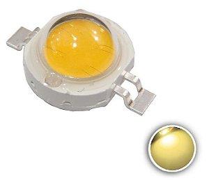 Power LED 5W Branco Quente 2850-3000K K1492