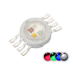 LED 4W RGBW (4*1W) K1487