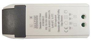 Fonte Driver para 12 a 18 LEDs de 1W 110V Dimerizavel K1723