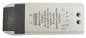 Fonte Driver Para 4 A 6 LEDs De 2W Ou 3W 110V Dimerizavel K1722