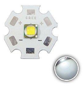 Power LED Cree XML 10W Branco Frio 6000K (T6) K1682