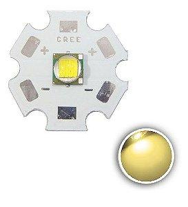 Power LED Cree XML 10W Branco Quente 3000K (T2) K1680