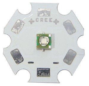 Power LED Cree XPE 3W Verde 520nm (Q4) K1672