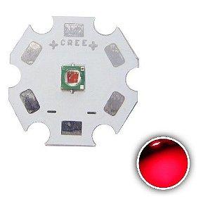 Power LED Cree XPE 3W Vermelho 620nm (N3) K1671
