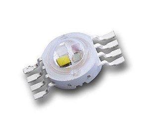 LED 12W RGBY RGBA (4*3W) K1658