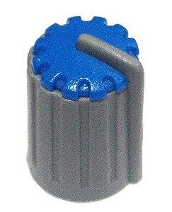 Botão KNOB KA481 Azul para Dimer bivolt 500W/880W 112104