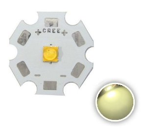 Power LED Cree XTE 5W Branco Neutro 4000K (R3) K1865