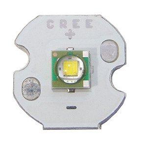 Power LED Cree XPE 3W Branco Frio 10000K (R3) 12mm K1863
