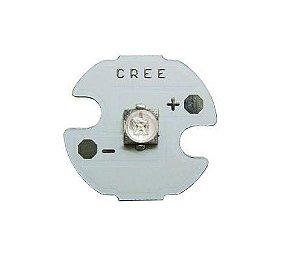 Power LED Cree XPE 3W Azul Royal 450nm 12mm K1860