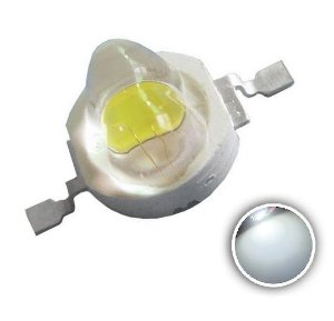 LED 3W Branco Frio 5000-5500K Peanut 120*60 Graus K1830