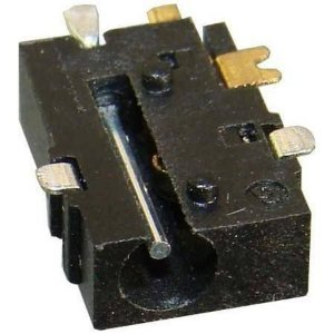 Conector De Energia Tablet Cce Motion PH7G-VA SMD K1745