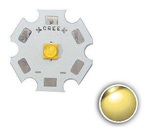 Power LED Cree XTE 5W Branco Quente 3000K (R3) K1989