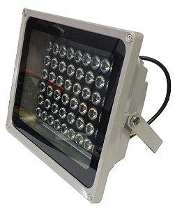 Refletor LED Branco Frio 15000K 50W 60 Graus IP67 K1979