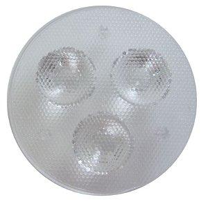 Lente 24 Graus Para 3 LEDs Cree XPE XPG XTE 3535 KB-H35-3-24P-XP K1961