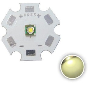 Power LED Cree XPE 3W Branco Neutro 4000k (R2) K1954