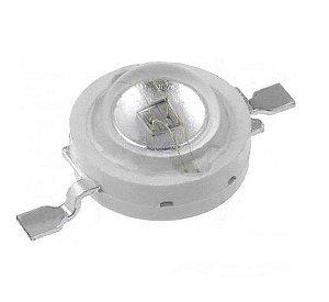 LED 3W Ultra Violeta UV 390-395nm K1946