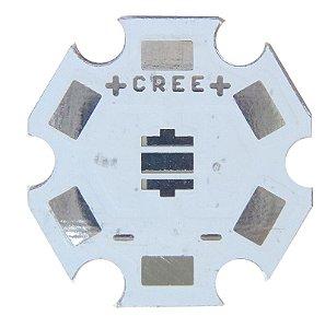 Placa MCPCB Estrela Para LED Cree XPE XTE OSRAM Oslon K1945