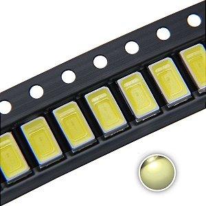 LED 5730 0.5W Branco Neutro 4000-4500K SMD K1896