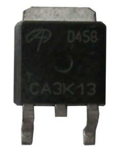 Transistor D458 Aod458 Smd Formato To-252 K1885