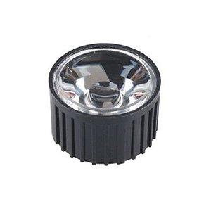 Lente 120 Graus Para LED 1W 3W 5W KB-20-120 K2093