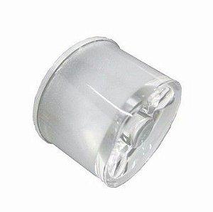 Lente 10-60 Graus Para LED 1W  3W Waterproof Prismática K2084