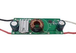 Fonte Driver para 6 A 10 LEDs de 2W ou 3W 12-24VDC K2009
