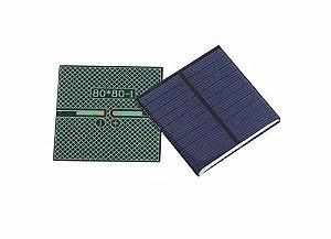Placa Solar Mini Celula Solar 5v 160ma 0.8w K2002