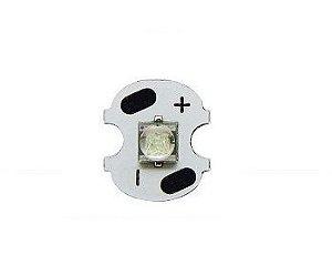 Power LED Cree XPE 3W Azul 465nm (K2) 8mm K2207