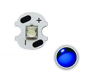 Power LED Cree XPE 3W Azul 465nm (K2) 8mm K2207