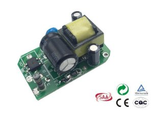 Fonte Driver para 1 a 3 LEDs de 1W Bivolt K2186